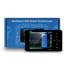 SainSmart Note II DSO202 DS202 ARM Mini Touch Pocket 2CH Storage Oscilloscope