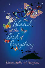 The Island at the End of Everything, Millwood Hargrave, Kiran, New Book