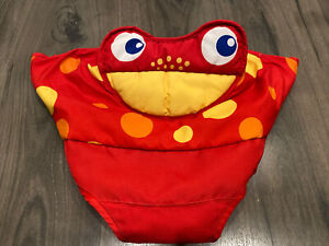 Fisher Price Rainforest Friends Jumperoo Replacement Seat Part Red Frog Yellow