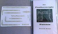 Singer Featherweight 221/222 Sewing Machine Restoration Decals/Transfers + book
