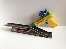 Hot Shot Power Cycles Stunt Set 1994 MIGHTY MORPHIN POWER RANGERS VINTAGE