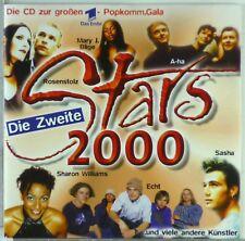CD - Various - Stars 2000 die Zweite - A6382