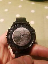 Garmin Fenix 5 Sapphire Edition Multi-sport Training GPS Watch - Black (01…