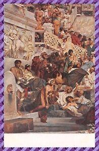 Carte Postale - Les Torches de Neron