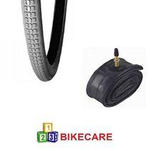 Gris 24x1 3/8 Silla de Ruedas/Neumáticos De Bicicleta Con Tubo De Neumáticos vc-2803