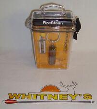 NEBO True Utility Windproof Lighter-Fire Stash w/ Hard Case-TU262
