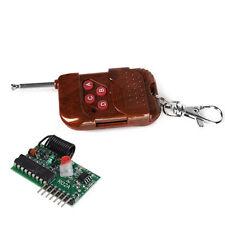 SC2272 Arduino 4 Kanal 433MHz RF Wireless Fernbedienung und Empfänger Modul DE
