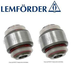 For BMW E31 Set of Rear Left+Right Upper Ball Joint for Wheel Carrier Lemfoerder