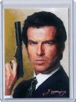 2008 Rare 168 - Nuclear Bomb James Bond 007 Spy Cards