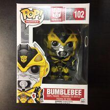Funko POP Transformers Bumblebee Vinyl Figure VAULTED
