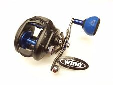 Daiwa LEXA TYPE-WN 7.1:1 Baitcast Right Hand Power Handle Reel - LEXA-WN400HS-P