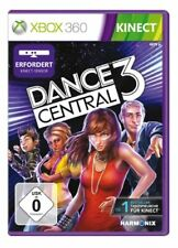 Microsoft Xbox 360 Game Dance Central (III) 3 Kinect Required Dance Game New