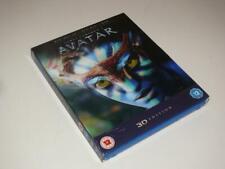 Blu-Ray + Blu Ray 3D + DVD ~ Avatar ~ Worthington ~ Lenticular Sleeve Cover