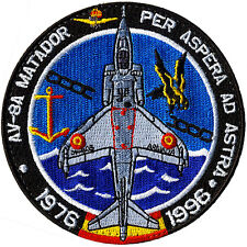 Parche Harrier Armada España Spanish Navy patch. Military Spain AV-8A Matador