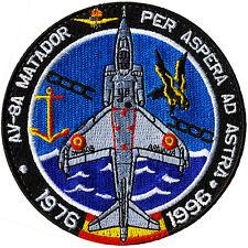 Parche Harrier Armada España Spanish Navy patch. Military Spain AV-8A Matador