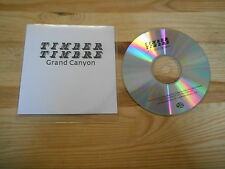 CD Pop Timber Timbre - Grand Canyon (1 Song) Promo FULLTIME HOBBY