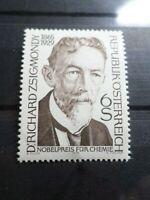 AUTRICHE - 1979, timbre 1448, R. Zsigmondy, neuf**