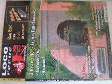**aa Loco Revue n°736 BB 26000 Piko / garage de la gare / Baldwin AMJL en H0