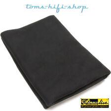 SinusLive Bespannstoff schwarz Stoff Auto Bezugsmaterial Akustikstoff Heckablage