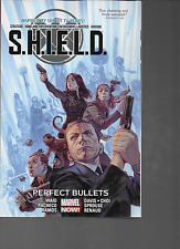 SHIELD Vol 1: Perfect Bullets & Vol 2: Man Called DEATH TPBs Marvel TV OOP