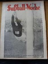28/09/1932 Die Fusball-Woche: A German Football Magazine With Notable English Co