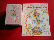 Prinzessin Lillifee Ballett + Album - Stickerzauber - 1 x Display 50 Tüten