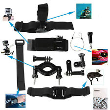 Dazzne KT-113 6 in1 Accessories Kit for GoPro HD Hero 1 2 3 3+ Camera