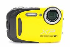 Fujifilm FinePix X Series XP70 16.4 MP 2.7'' SCREEN 5X Digital Camera Yellow