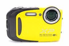Fujifilm FinePix X Series XP70 16.4 MP 2.7'' SCREEN 5X Digital Camera Yellow