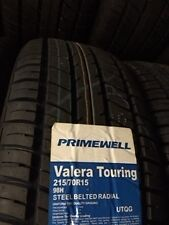 NEW 215 70 15 PRIMEWELL VALERA TOURING 215 70 15 BL Tires