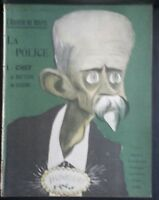 Revista DE Plato A Beurrela Police N º 112 Dessin Camara 1903