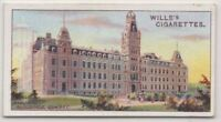 Parliment Buildings Quebec Canada Province 100+ Y/O Trade Ad Card