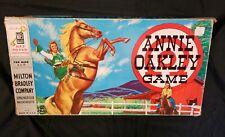 Vintage Milton Bradley Annie Oakley Board Game
