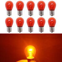 4pc PY21W BAU15S 1156 12V 21W For Car Auto Indicator Reversing Light Bulb Amber