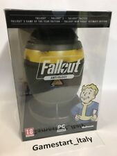FALLOUT ANTHOLOGY MINI NUKE EDITION - PC COMPUTER - NUOVO SIGILLATO NEW SEALED
