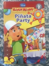 PINATA PARTY (HANDY MANNY, LEVEL 1) By Susan Ring **BRAND NEW**