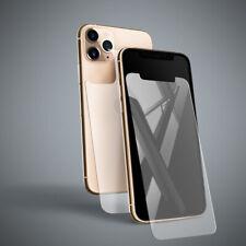 iPhone 11 Pro (5,8') Panzerfolie Display Glas Vorderseite Rückseite Schutzglas