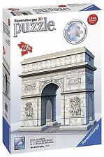 Ravensburger 3D 12514 - Arco del Triunfo - Paris - 216 piezas