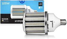 Hyperikon LED Corn Bulb Street Light E39 Mogul Base UL DLC 125 Watts 5000K