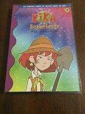 KIKA SUPERBRUJA EPISODIO 18 - DVD - 25 MIN - KNISTER NEW SEALED NUEVO EMBALADO