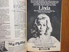 Nov. 3-1973 TV Guide(STELLA STEVENS/DEIRDRE LENIHAN/NEEDLES AND PINS/PAT KEYSELL