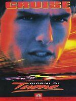 GIORNI DI TUONO (1990) di Tony Scott - Tom Cruise - DVD EX NOLEGGIO - PARAMOUNT