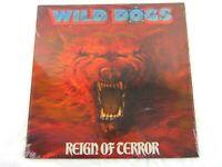 1987 Wild Dogs Reign Of Terror LP Record