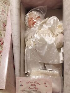 Melissa McCrory BEAUTIFUL BELLA Silicone Baby Doll COA LIMITED EDITION SOLD-OUT