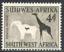 South West Africa Postage Stamps
