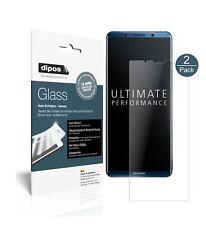 2x Huawei Mate 10 pro Schutzfolie matt - Panzerfolie 9h Folie Dipos Glass