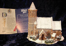 "Lilliput Lane Ret. Sp. ""St. Stephen's Church"" 1996 Mib"