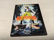 Ace Ventura: When Nature Calls (DVD, 1997) USED