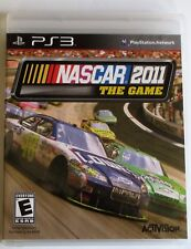 NASCAR The Game 2011 (Sony PlayStation 3, 2011)