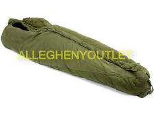 USGI Military +10° Intermediate Cold Weather ICW MUMMY SLEEPING BAG Green Fair